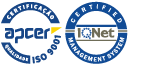 Certification APCER // IQNet Certification